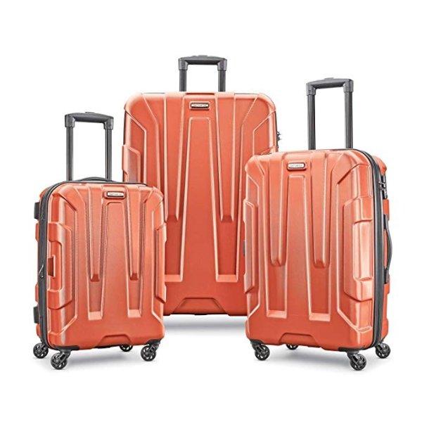 Centric Expandable 可扩展硬壳行李箱3件套