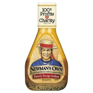 Newman's Own Family Recipe Italian Dressing - 16 Fl Oz : Target