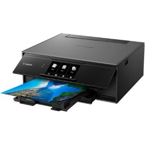 $69.99 (原价$199.99)Canon PIXMA TS9120 无线多功能打印机