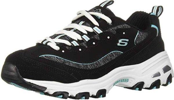 女款运动鞋 黑色
