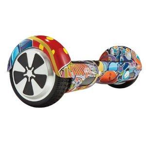 $118(原价$199)+包邮Gotrax Hoverfly Eco 自平衡车滑板车