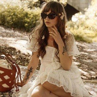 低至4.2折 + 额外7.5折Bloomingdales 夏季美裙折上折热卖 美腻连衣裙