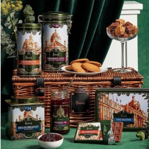 还没买的可要抓紧啦圣诞礼物:2020节日Hamper 来自英国的传统礼篮推荐
