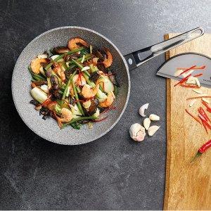 6.4折起,£20收感应炒锅折扣升级:Masterclass 精选厨具热卖 煎锅、炖锅、铸铁锅好价