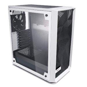 $70Fractal Design FD-CA-MESH-C-WT-TGC Computer Case