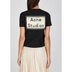 Acne Studioslogo T恤