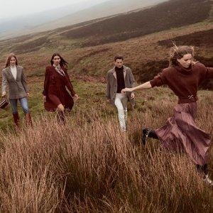 5折起 £12.99收甜美清新波点裙Mango 超值热卖 季末最后机会将英伦田园小清新轻松收藏