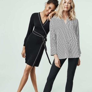 Up to 70% Off + Extra 10% Off Sitewide Sale @ Ann Taylor Factory