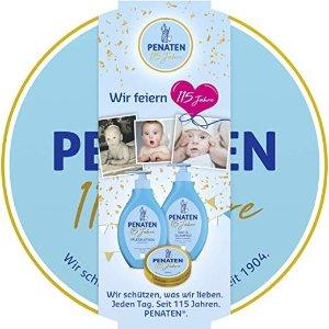 Penaten 115年礼盒装婴儿护肤产品套装 8.5折特价