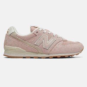 New Balance夏天还得樱花粉呀996 女鞋