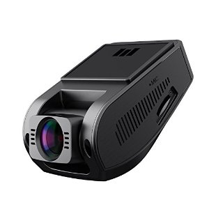 """AUKEYvia coupon code """"24YDD6E4""""1080p Dash Cam with 6-Lane 170° Wide-Angle Lens, Dashboard Camera Recorder with G-Sensor, WDR, Loop Recording and Night Vision"""
