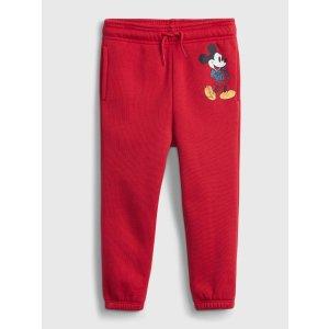 Gap码全宝宝--小童 米老鼠卫裤