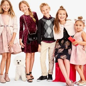 50% OffAll Holiday Dress Up @ Children's Place