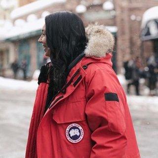 全场8折 趁反季收断货王鹅绒长外套Canada Goose 加拿大鹅热卖 南极科考队级别防寒神器
