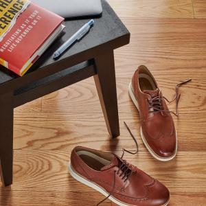 低至2折Cole Haan 男鞋、衬衫清仓 卡包$7.99,牛津鞋$49.99