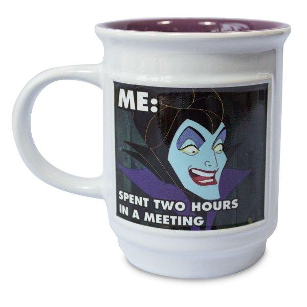 Maleficent Meme 马克杯