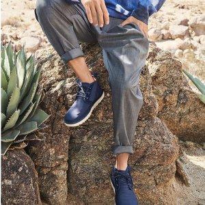 男鞋额外9折+满125送鞋子护理套装UGG Australia 父亲节美鞋促销 贴心好礼
