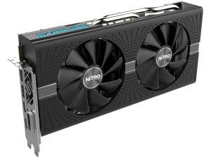$199.99Sapphire Radeon NITRO+ RX 580 8GB Graphic Card