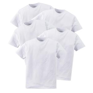 四色可选 每件低至€3.69HENSON&HENSON 基础款男士打底T恤 5件折上7.5折 10件折上6.1折