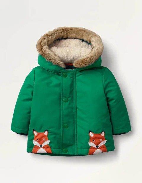 幼童三合一保暖外套
