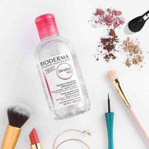 无门槛7折 + 免税独家:Bioderma 全场洗护产品特卖 收明星产品卸妆水