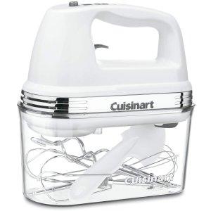 史低价:Cuisinart HM-90S 9档调速手持打蛋器 搅拌器 带收纳盒
