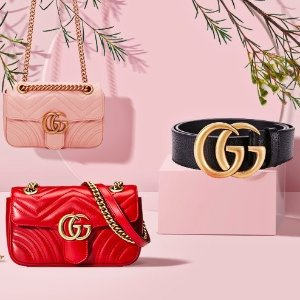 GG Marmont系列包¥11336Unineed 中文网周年庆 Gucci 经典美包、腰带、墨镜热卖 收明星同款