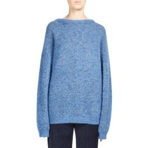 Acne Studios- Boatneck Longline Sweater