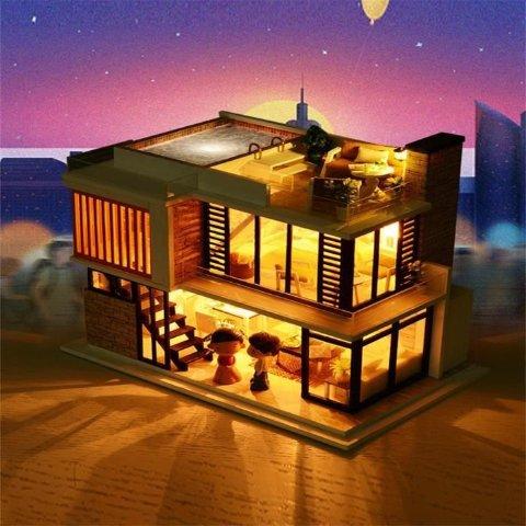 低至1折! €50以下小屋大汇总DIY Maison 居家手工减压又好玩 打造你的迷你世界