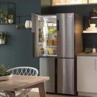 Haier 4门冰箱