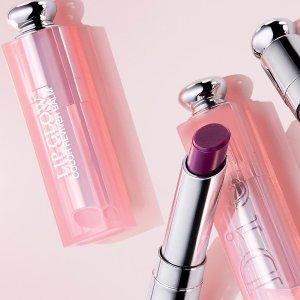 $30.6(原价 $34) 护唇必备限今天:Dior Addict 系列变色唇膏热卖 超全色号