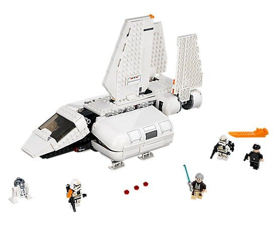 Imperial 着陆飞行器 - 75221