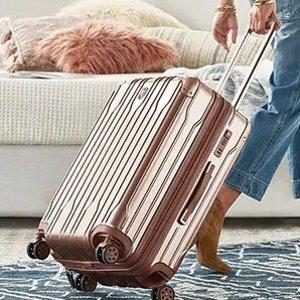 2.5折起+无门槛免邮SAMSONITE 等品牌行李箱特卖 出门旅行说走就走
