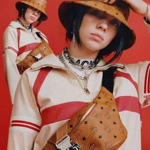 低至7折+满$350立减$75 收经典双肩包Bloomingdales 精选MCM时尚美包热卖