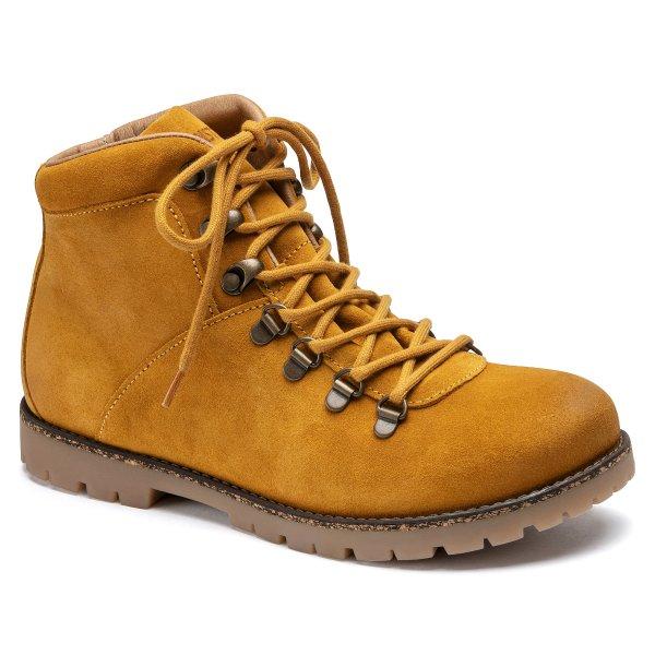 Jackson 麂皮登山靴