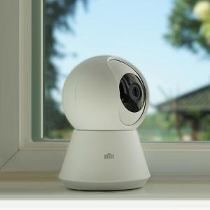 $32 包邮小白 1080P 360°家用安防摄像头青春版 双电机云台