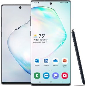 Samsung Galaxy Note10+ 12GB+256GB US Model (Unlocked)