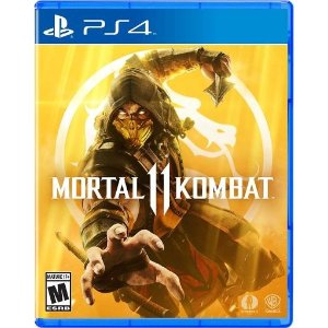 Mortal Kombat 11 Playstation 4 Standard Edition PS4