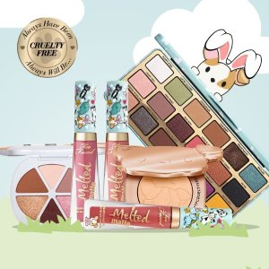 20% OffThe Clover Collection: Makeup & Accessories | TooFaced
