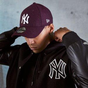 低至5折New Era官网 夏季大促  收明星最爱NY、LA棒球帽