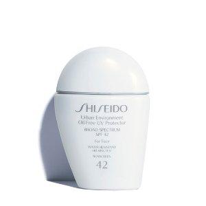 Urban Environment Oil-Free UV Protector SPF 42 | SHISEIDO