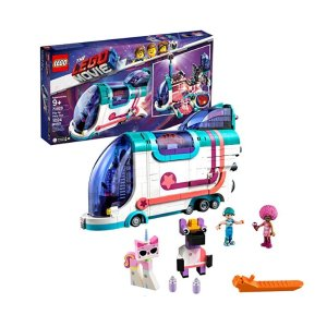 Amazon LEGO THE LEGO MOVIE 2 Pop-Up Party Bus 70828 Building Kit