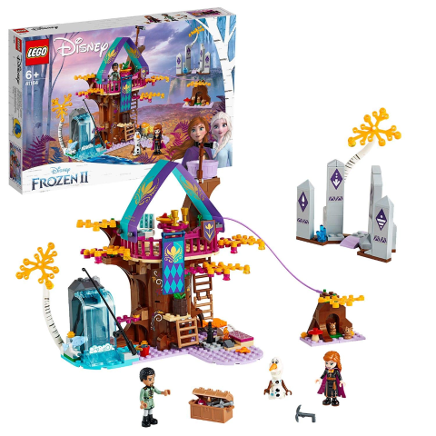 低至8折 £29收Frozen 2 迷人树屋LEGO 精选冰雪奇缘2、好朋友系列热促