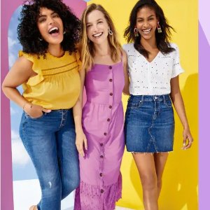 Up to 50% Off + Extra 40% OffSale @Old Navy