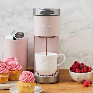 咖啡机$79.99起Keurig 咖啡机官网直减$50 加送24枚K-Cup胶囊