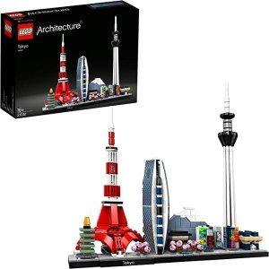 Lego21051 建筑系列 东京天际线