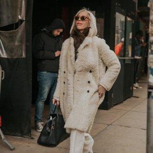 3折起+额外75折 $25收泰迪夹克最后一天:女士冬装专场 Tommy、Puma、Guess等白菜价