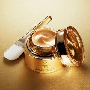 $295Clé de Peau Beauté PRECIOUS GOLD VITALITY MASK Launch