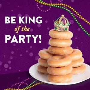 $6.99Last Day: Krispy Kreme Glazed Doughnuts On Sale