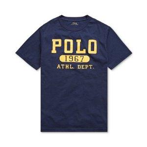 Polo Ralph Lauren男大童款短袖T恤
